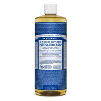 Dr. Bronner's Peppermint Pure-Castile Liquid Soap - 32 oz