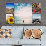 Memory Milestones Photo Canvas Gallery Wall
