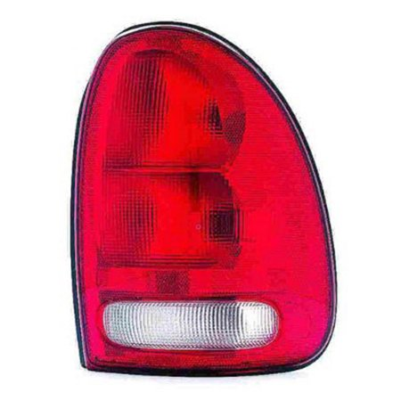 New Driver Side Left Tail Lamp Assembly 4576245-V