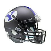 BYU Cougars Schutt XP Full Size Replica Helmet - Matte Black Alternate 1
