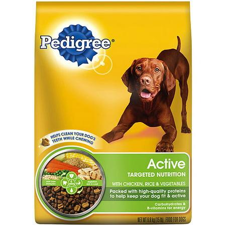 Pedigree Large Breed Dog Food Walmart