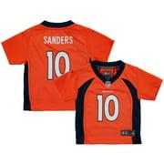 Emmanuel Sanders Denver Broncos Nike Infant Team Color Game Jersey - Orange