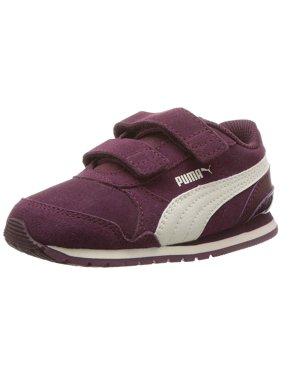 Product Image Puma Little Kid s Shoes St Runner V2 Strap SD Purple Sneakers bd718a15e