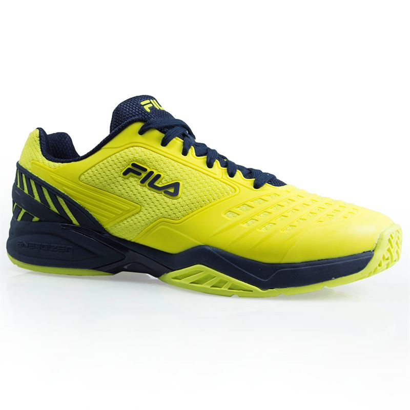 Fila Axilus Energized Mens Tennis Shoe