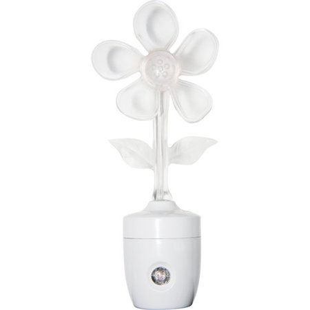 Meridian LED Flower Automatic Night Light - Led Lights For Flower Arrangements