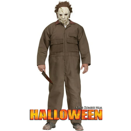 Rob Zombie's Michael Myers Plus Size Costume - Plus Size Zombie Costumes