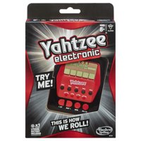 Deals on Hasbro Electronic Yahtzee Game A2125