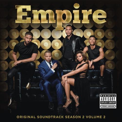 Empire Cast - Empire: Original Soundtrack Season 2 Volume 2 (CD)