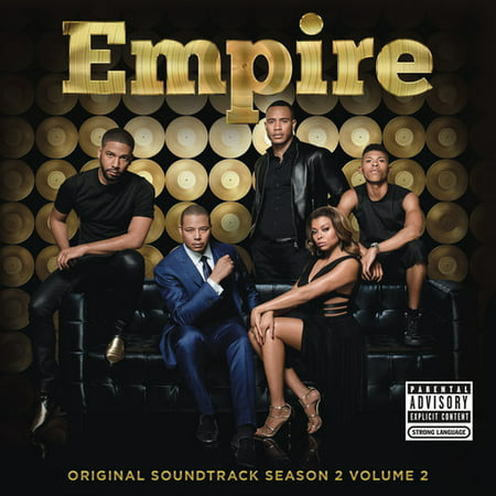 Empire Cast - Empire: Original Soundtrack Season 2 Volume 2 (CD) - Soundtrack De Halloween 2 1981