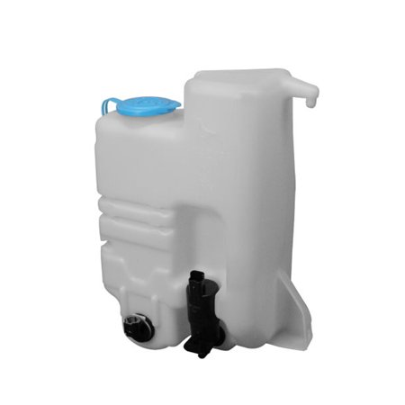 Replacement Reservoir (CPP Replacement Washer Fluid Reservoir NI1288139 for 2004-2015 Nissan Titan)