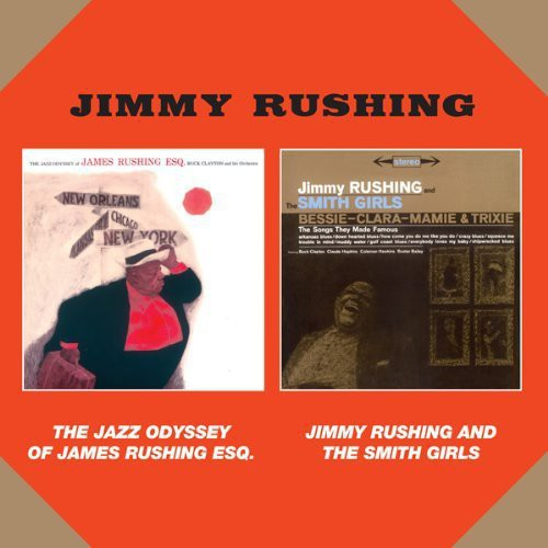 Jazz Odyssey of James Rushing Esq + Jinny Rushing by Intermusic