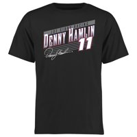 Denny Hamlin Crank Shaft T-Shirt - Black