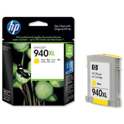 HP 940XL Hi YD YLLW Ink cart