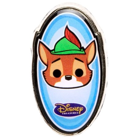 Funko - Funko Disney Robin Hood Pin [Adventures] - Walmart com