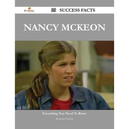 Nancy McKeon 35 Success Facts - Everything you need to know about Nancy McKeon - eBook Nancy McKeon is here! This book is your ultimate resource for Nancy McKeon. Here you will find the most up-to-date 35 Success Facts, Information, and much more.In easy to read chapters, with extensive references and links to get you to know all there is to know about Nancy McKeon's Early life, Career and Personal life right away. A quick look inside: Nancy McKeon - Personal life, Charlotte Rae - Diff'rent Strokes and The Facts of Life, List of The Facts of Life characters - Jo Polniaczek, Alice (TV series) - Cast, The Division - Awards and nominations, High School U.S.A. - Plot, Comfort and Joy (2003 film), Wild Hearts - Cast, Can't Hurry Love - Cast, Monica Geller - Production, Molly Ringwald - 1978-83: Career beginnings, Strange Voices - Cast, Category 6: Day of Destruction - Plot, The Facts of Life (TV series) - The Facts of Life Reunion, The Facts of Life (TV series) - Cast, Love Begins - Cast, Poison Ivy (1985 film) - Cast, Lisa Whelchel - The Facts of Life, Tracey Thurman - Legacy, Jean Smart - Career, High School U.S.A. - Cast, Philip McKeon - Life and career, The Facts of Life (TV series) - Seasons 28, Where the Day Takes You - Cast, Stone (TV series) - Cast, Category 6: Day of Destruction - Production, Love Begins - Summary, Teresa's Tattoo - Cast, A Cry for Help: The Tracey Thurman Story - Cast, The Wrong Woman, Thundarr the Barbarian - Additional voices, Firefighter (film) - Cast, and much more...