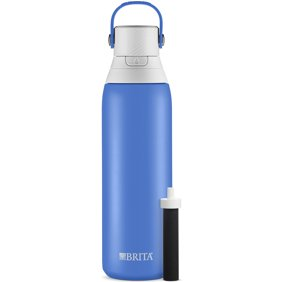 b6fa07a2d770 25 oz Aluminum Sports Water Travel Bottle There's A Chance This Is Wine  (Red)