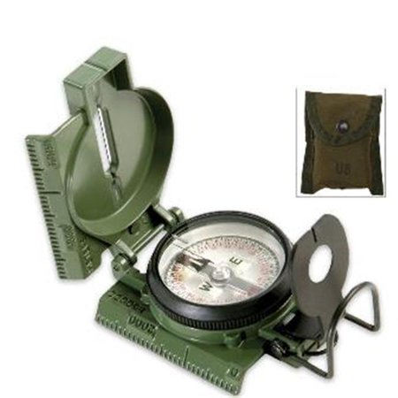 Model 27 Military Phosphorescent Compass In Clamshell