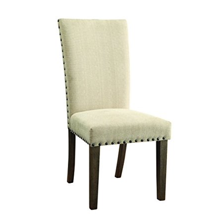 4 Chairs Coaster - Coaster 105572 Home Furnishings Parson Chair (Set of 2)