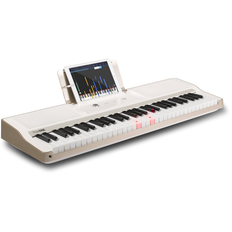 The ONE Light Keyboard - Smart Piano - Onyx Black Price ...