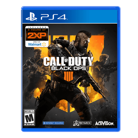 Call of Duty: Black Ops 4, Playstation 4, Only at