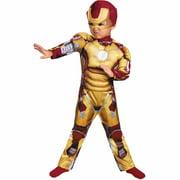 Iron Man Mark 42 Child Halloween Costume, S (4-6)