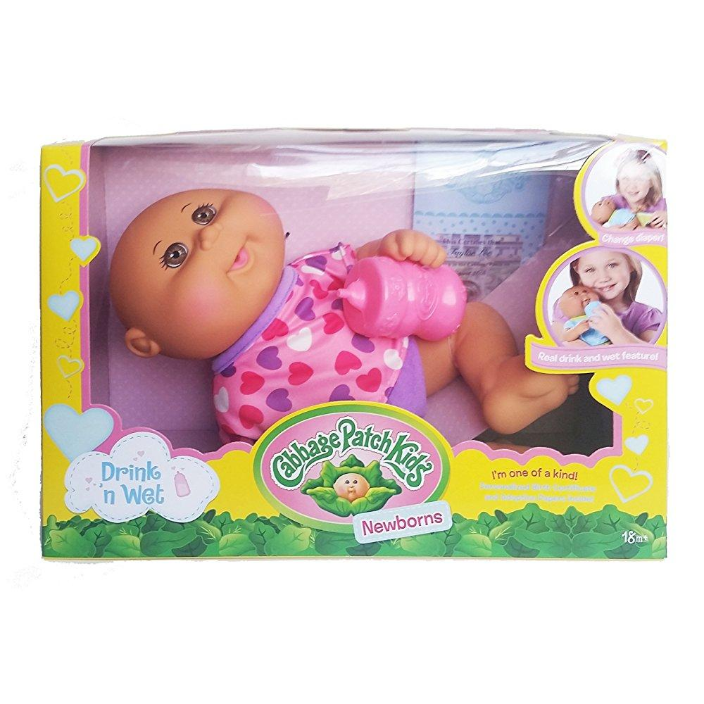 Cabbage Patch Kids Drink N Wet by Wicked Cool Toys
