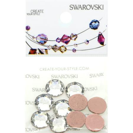 Swarovski 2078 Hot Fix Rhinestones FlatBack 40ss Crystal 10