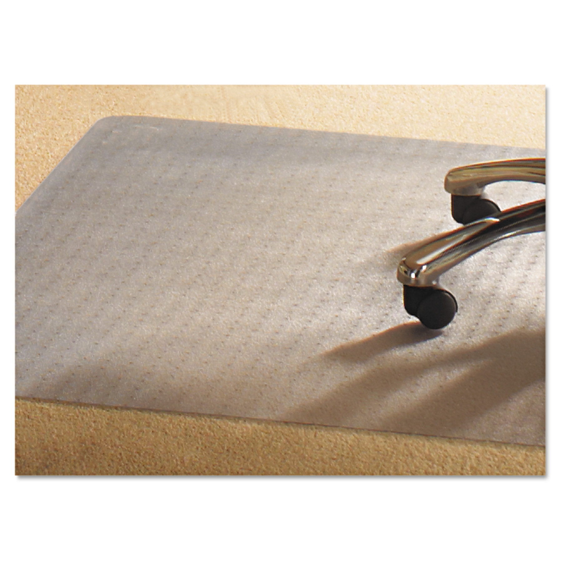 Mammoth Office 46 x 60 Chair Mat for Standard Pile Carpet, Rectangular