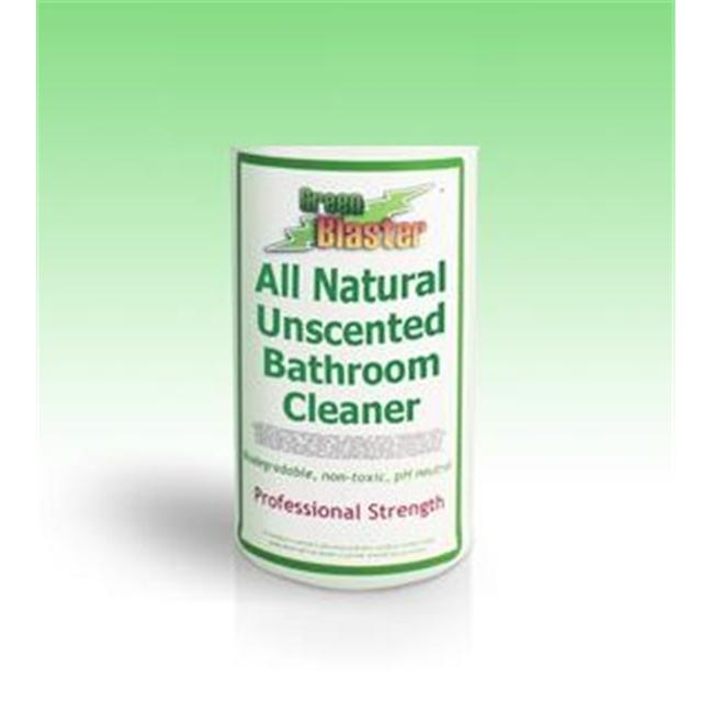 Green Blaster Products GBBS1G All Natural Unscented Bath & Shower Cleaner 1 Gallon Refill