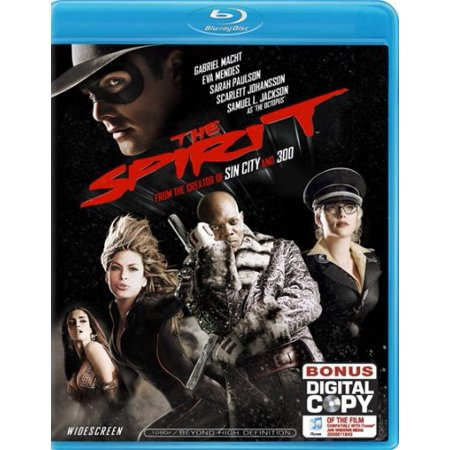 The Spirit (Blu-ray) (That Spirit Of Christmas By Ray Charles)