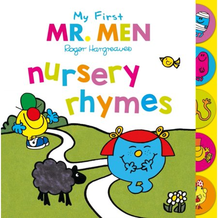 MR MEN MY FIRST NURSERY RHYMES