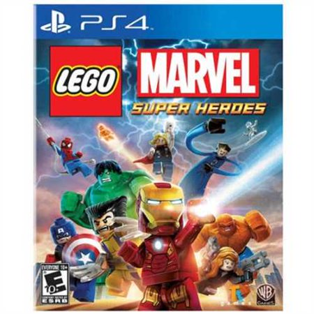 Warner Bros. Lego Marvel Super Heroes (PS4) - Pre-Owned