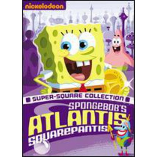 SpongeBob SquarePants: Atlantis SquarePantis (Super Square Collection) (Full Frame)