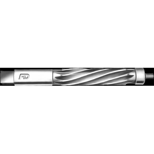 Expansion Hand Reamer High Speed Steel Spiral Flutes - 1.562 dia. x 4.812 Flute Length x 11.75 OAL - Series 850 - image 1 of 1