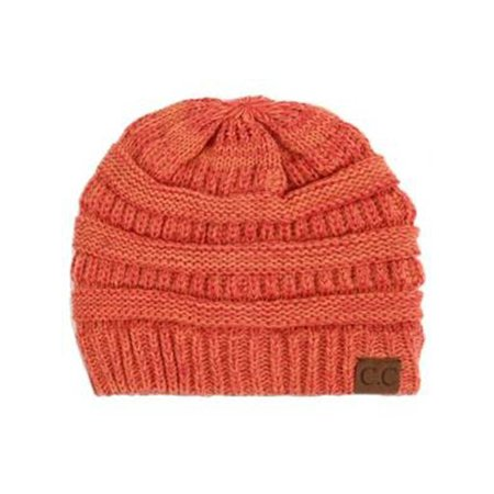5d3d2d3b901 CC Beanie Two Tone Mix Color Beanie Hat
