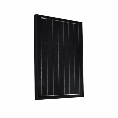 Instapark SP Series Mono-crystalline Photovoltaic PV Solar Panel (Charge Controller NOT Included, 50 Watt)