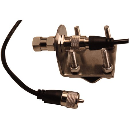 Browning Br Mm 18 Mirror Mount Kit With Cb Antenna Coaxial Cable
