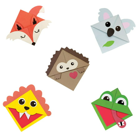 Creativity for Kids Corner Creature Fold | Creative kids, Craft ... | 450x450