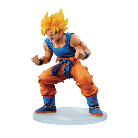 Banpresto Dragon Ball Z Dramatic Showcase 3rd Season Volume 1 Super Saiyan Goku
