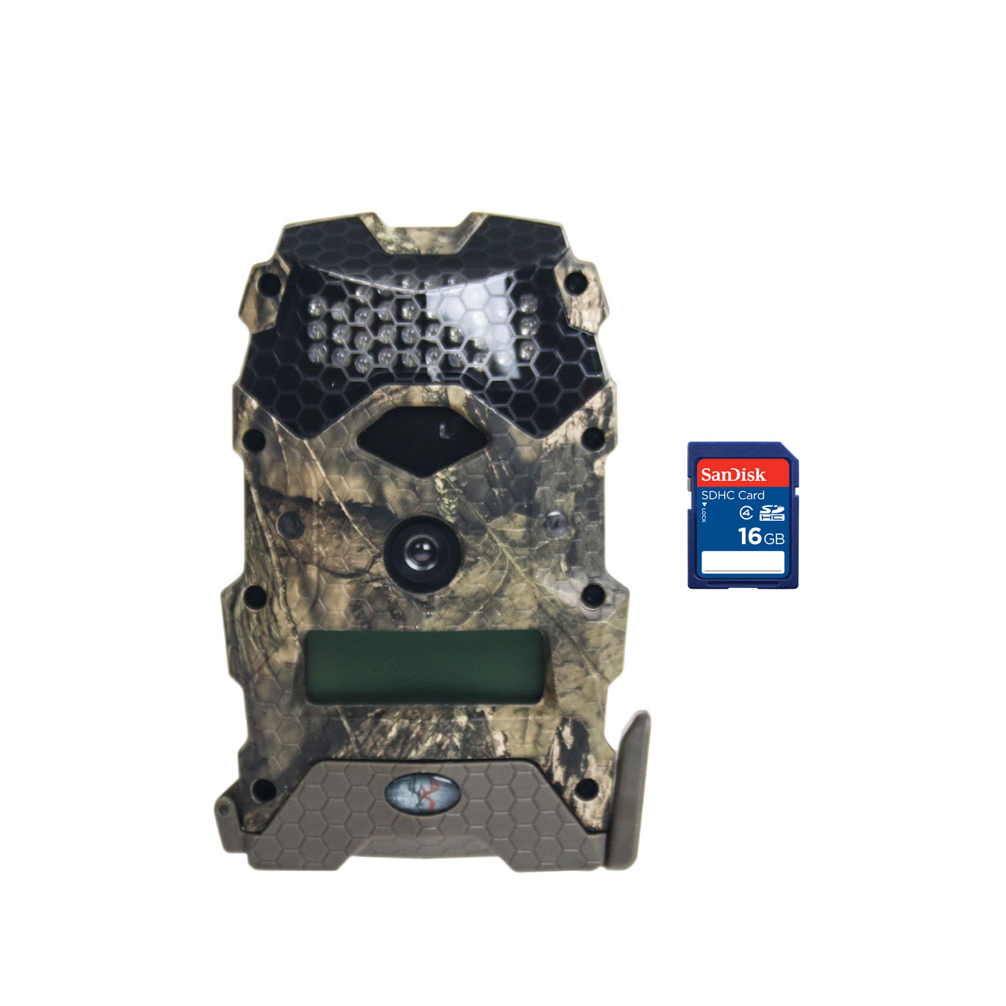 Wildgame Innovations M16I28T2-7 Mirage 16 Hunting Game Trail Camera w/ SD Card