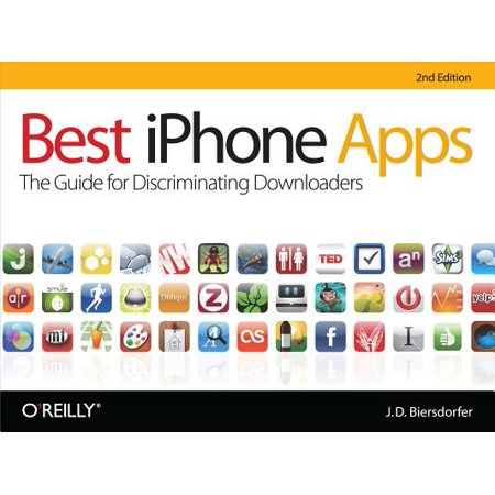 Best iPhone Apps - eBook (Best App For Tracking Billable Hours)