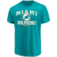 e1914bcfc388 Product Image Men s Majestic Aqua Miami Dolphins Greatness T-Shirt