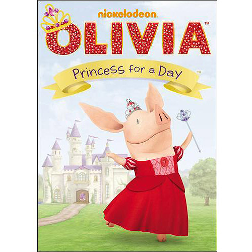 Olivia - Princess for a Day [DVD]