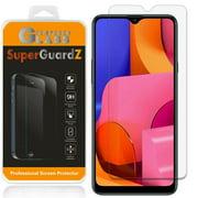 For Samsung Galaxy A01 - SuperGuardZ Tempered Glass Screen Protector, 9H, Anti-Scratch, Anti-Bubble, Anti-Fingerprint