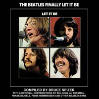 Beatles Album: The Beatles Finally Let It Be (Hardcover)