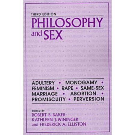 Ideal Sex and philosophy you tell