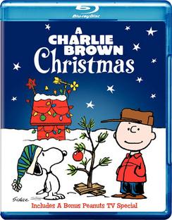 A Charlie Brown Christmas (Blu-ray) by WARNER HOME VIDEO