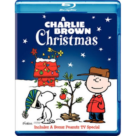 A Charlie Brown Christmas (Blu-ray) - It Is Halloween Night Charlie Brown