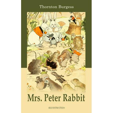 Mrs. Peter Rabbit (Illustrated) - eBook](Mrs Rabbit)