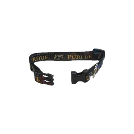 Purdue Boilermakers Pet Reflective Nylon Collar - Medium - image 1 of 2